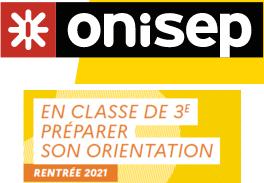 Guide Onisep 3ème, rentrée 2021